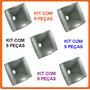 Corneta Dh 200 Lc07 Kit Com 5 Peças Cinza Automotiva Cd /dvd