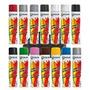Tinta Spray Cor Preto Brilhante P/ Veículos E Afins N.fiscal