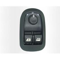 Botao Vidro Eletrico Peugeot 206 Duplo Vidro/retrovisor