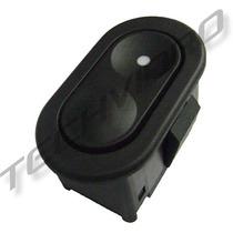 Botão - Interruptor Do Vidro Elétrico Classic 6 Pinos