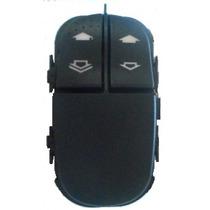 Botao Interruptor Vidro Eletrico Duplo Focus (console)