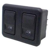 Botão Duplo Vidro Eletr. Gol Santana Escort Versailles Logus
