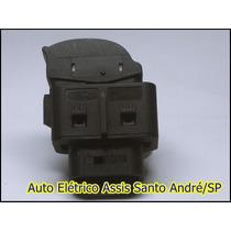 Botão Interruptor Comando Vidro Elétrico Ecosport Simples