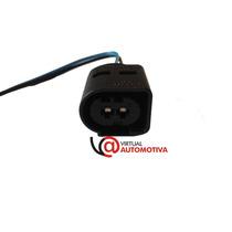 Chicote Plug Conector Regulador Voltagem Alternador: Fox Gol