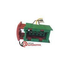 Chicote Plug Conector Farol Vectra Millenium 4 Vias Gaveta