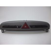 Interruptor Botão Alerta Trava E Porta Malas Peugeot 408
