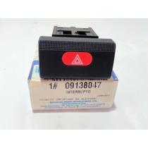 Botão Interruptor Do Pisca Alerta Vectra 00/05 Original Gm