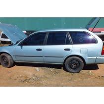 Maquina De Vidro Traseira Esquerda Toyota Corolla Sw 95