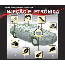 Injeção Eletronica E Elétrica De Automóveis Completo