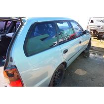 Maquina De Vidro Dianteira Direita Toyota Corolla Sw 95