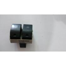 Botão Interruptor Vidro Elétrico Gol G4 G5 G6 Duplo Origina