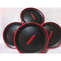 Kit 4 Difusor De Ar Gol G4/g5/g6 Original (vermelho)