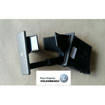 Porta Copos Polo Cinza Escuro Original Genuino Volkswagen