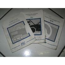Ford Ka 1998 Manual Do Proprietario Original