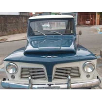 Borracha Kit(jogo) Rural Willys Ford 1960 A1977