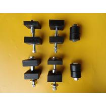 Calços De Cabine + Radiador C-10 D-10 A-10 C-14 D-60 D-70