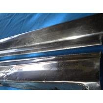 Friso Aluminio Da Coluna Vidro Corcel 1 Original