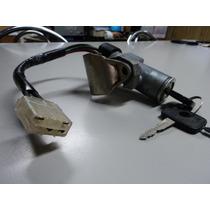 Trava Cilindro Ignição De Direção Completa Chevette 73 Á 93