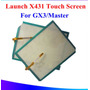 Tela Touch Screen Lcd Launch X431 Master/ Gx3 / Iv /autobook
