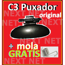 C3 Puxador Porta Luvas Citroen Original C3 Mola Gratis Alça