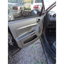 Maquina De Vidro Manual Dianteira Esquerda Ford Fiesta 2005