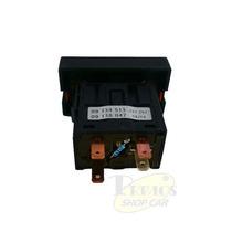 Botão Interruptor Pisca Alerta Vectra 2000/2005 Gm09138047