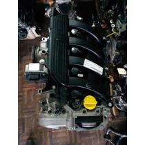 Motor 2.016v 4x2 Rt Dustertech Road /14 Parcial S/acessórios