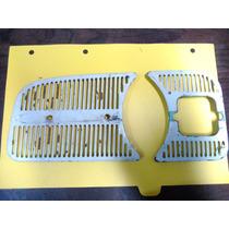 Grade Do Painel Fusca C/ Marcador Combustivel Eletrico