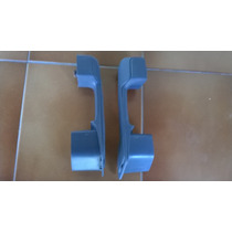 Puxador Porta Escort Xr3 Par-não Inclui Botão Vidro Elétrico