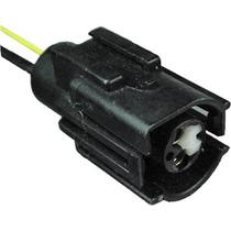 Chicote Conector 2 Vias Sensor Temp Ar Vw Ford (mte4046) Atd