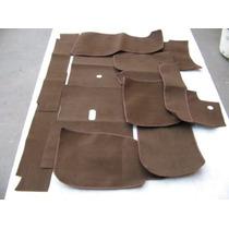 Kit Forração Em Carpete Marrom Vw Fusca