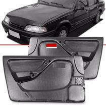 Par Forro Porta Monza 1997 1996 1995 A 91 Dianteira Preta 4p