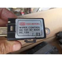 Rele Controle Do Limpador Asia Motors Original Towner