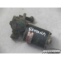Motor Limpador De Para-brisa Vw Santana