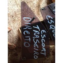 Escort Xr3 Vidro Basculante Lateral Traseiro Direito 87-93