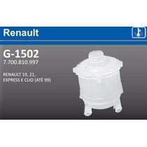 Reservatório Agua Radiador Renaul 19 E 21 - Clio Até 1999