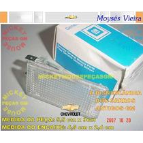 Lanterna Porta-malas Chevette Marajo 1986-1991 #0006