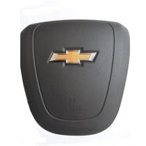 Tampa Capa Airbag Volante Cruze Onix Prisma Cobalt Spin