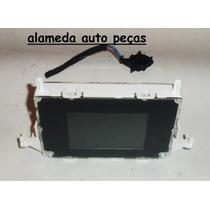 Computador De Bordo Visor Painel Radio New Fiesta 2013/....