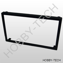 Moldura Interna Para Dvd 2 Din Honda City Dx / Fit / New Fit