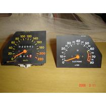 Uno 1.5 R 1.6 R Velocimetro E Contagiros Novos Originais
