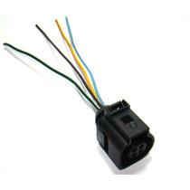 Conector Sensor Temperatura 4 Vias Fox Vw 4b0973712