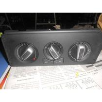 Comando Controle Ar Condicionado Com Moldura Vw Fox Crossfox