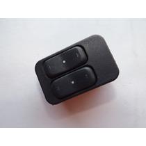 Botão Duplo Vidro Eletrico Meriva Astra Celta Corsa Prisma