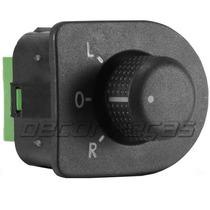 Botão Interruptor Do Retrovisor Eletrico Golf Bora Passat