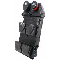 Comando Botão Interruptor Vidro New Civic 06/12