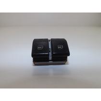 Botão Comando Vidro Eletrico Duplo Vw Gol G5 Original