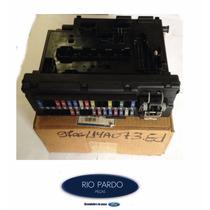 Painel Caixa Fusiveis Escort 1997/2002 /sem Ar Condicionado
