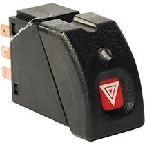 Botão Interruptor P/ Pisca Alerta Corsa 94/...c/alarme
