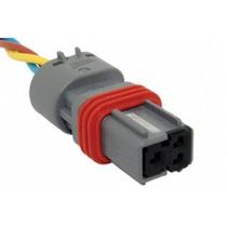 Conector Sensor Temperatura Palio Pressao Rail Ranger 1116